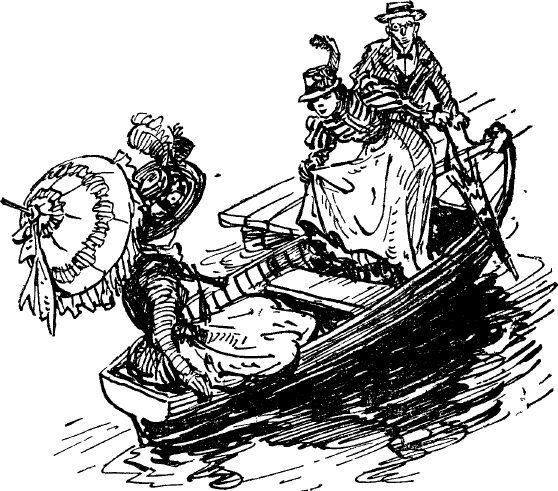 трое в лодке а бордуков